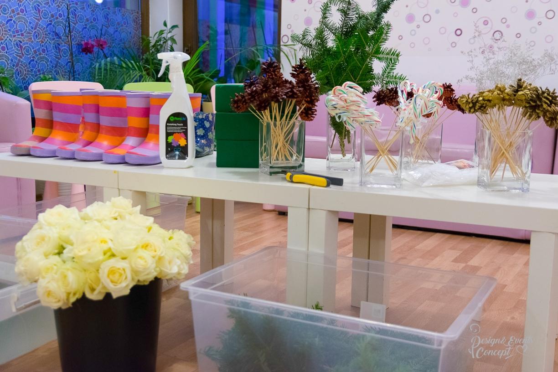 Atelier Floral de Mos Nicolae