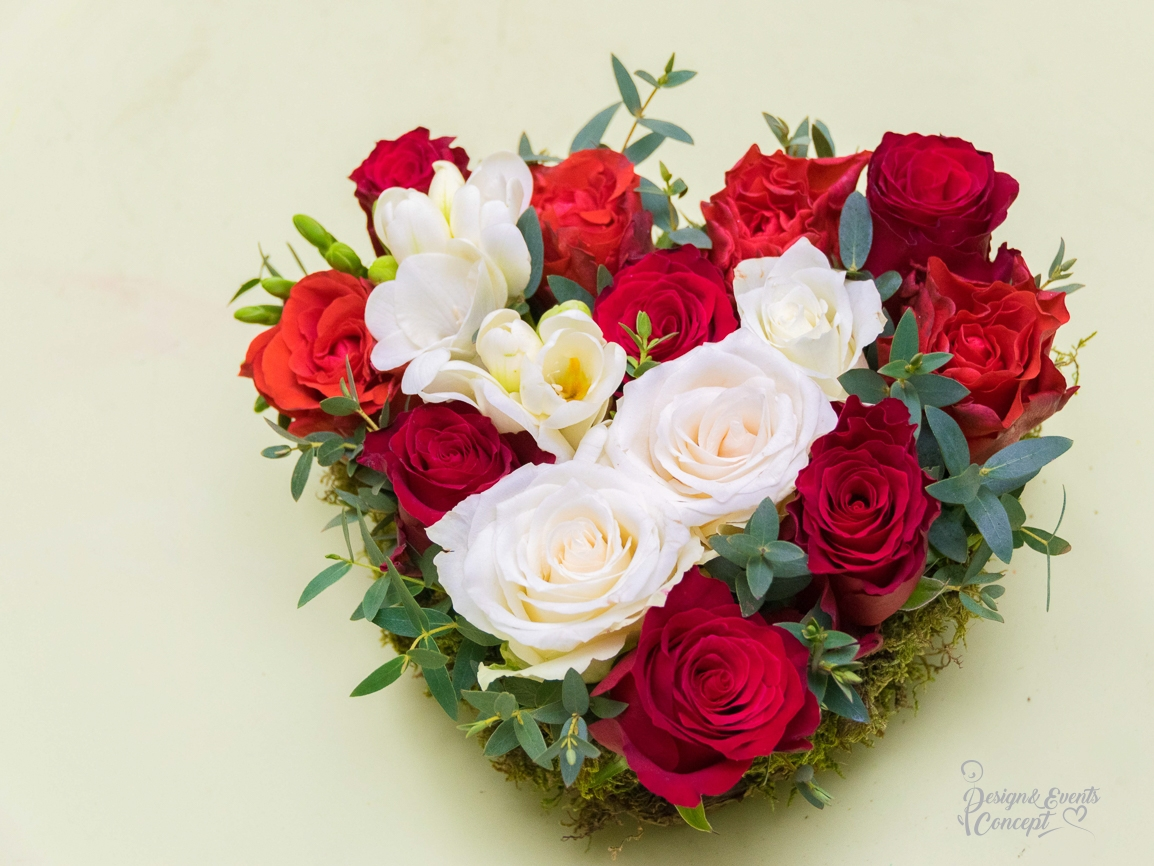 Atelier floral de Dragobete
