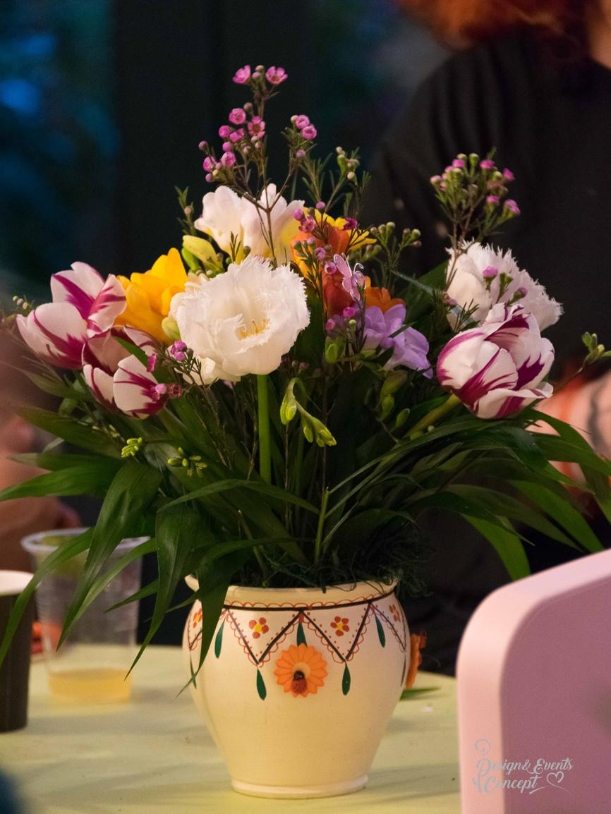 Atelier floral de primavara