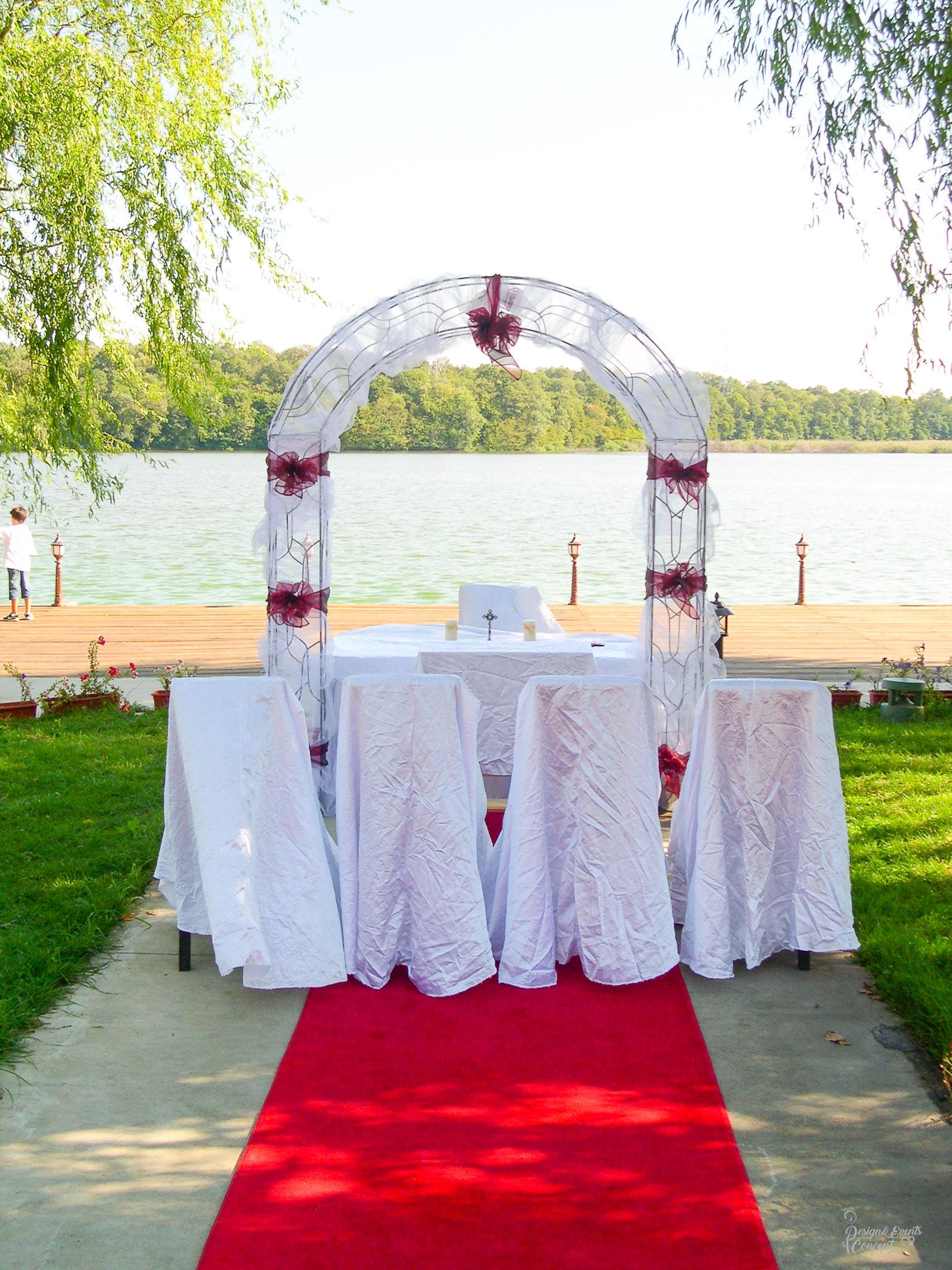 Nunta clasica Laura & Vali